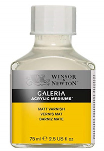Winsor and Newton Galeria 75ml Matt Acrylic Varnish