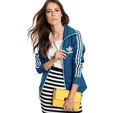 Adidas Originals Europa Tt Track Top Chaqueta de Deporte Tribu Azul