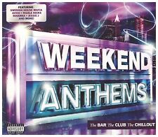 Weekend Anthems  CD - 3 Disc Set   Brand New