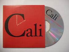 CALI : LA FIN DU MONDE POUR DANS 10 MIN ♦ CD SINGLE PORT GRATUIT ♦