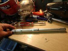 Rare Dye Ultralite Paintball Barrel 2 Piece Autococker silver clear