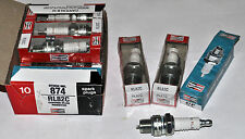 Champion Copper Plus Resistor Spark Plugs 874 RL82C