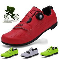 Outdoor MTB Cycling Shoes Mens Riding Sneakers Road Mountain Bike Racing Shoes