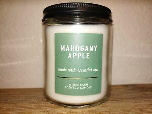 Mahogany Apple Bath & Body Works Single Wick Candle Draco Malfoy TikTok New