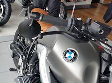 Lenkerendspiegel Retro mit Lenkeradapter für BMW S1000R, BMW F800R, BMW RnineT
