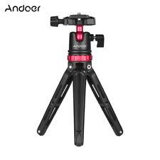 Portable Andoer Heavy Duty Aluminium Tripod & Ball Head for DSLR Camera A6E0