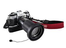 Canon AE1 Program 35mm film Camera, Miranda 35 150mm Auto Zoom Lens Auto Winder