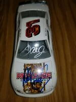 Mike Skinner 1996 #31 REALTREE SIGNED BY DALE EARNHARDT SR and JR 1:24 No box.