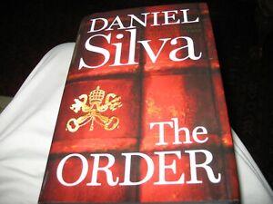 The Order By Daniel Silva (hardcover) 2020
