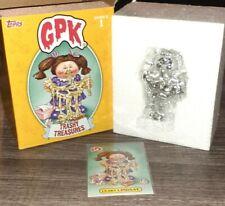 2020 New Topps Garbage Pail Kids GPK Trashy Treasures LE 5 SILVER LEAKY LINDSAY