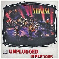 Nirvana Unplugged in New York (1994) [CD]