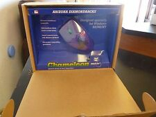 Arizona Diamondbacks Chameleon Computer Mouse New in Box Purple With Logo