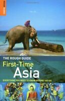 The Rough Guide to First-Time Asia, Ridout, Lucy, Like New, Paperback