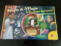 Il Mago Gentile Scuola di Magia Gioco da Tavola Lisciani 80 Trucchi prestigio