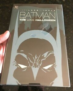 1998 Batman The Long Halloween First Printing Hardcover Loeb & Sale NM HC 1st