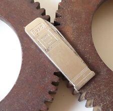 Couteau de poche publicitaire pompe à essence ESSO French vintage Pocket Knife