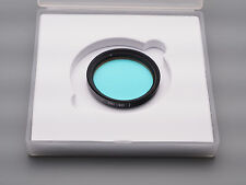 37mm REAL Anti-Reflective Coated Schott BG-40 glass IR Cut filter color correcti