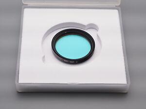 37mm REAL Anti-Reflective Coated Schott BG-40 glass IR Cut filter color correcti