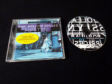 CD Soundtrack The Million Dollar Hotel U2 Bono Jion Hassell Bill Frisell Lanois