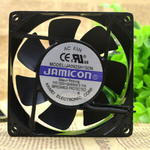 JAMICON 9CM JA0925H1S0N 110-120V 0.11A High Temperature Resistant Cooling Fan