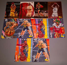 BASKETBALL CARDS By CLASSIC 1994 Assorted NBA Cards Lot Of 10