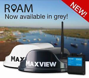 MAXVIEW ROAM MXL050 GREY MOBILE 3G/4G WIFI INTERNET SYSTEM CARAVAN MOTORHOME