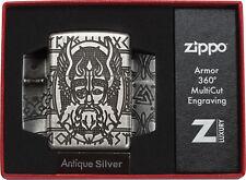 Zippo Lighter ● Odin Armor Case Limited ● 60003589 Neu New OVP ● SE9