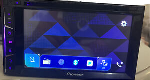 Pioneer avh-1300 Nex (Apple Car Play, GPS, & Voice Command) Microphone Included!