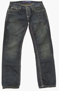 Cipo & Baxx Men's Jeans W32 L32 Model C-817 32-32 great condition