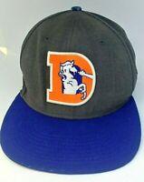 NFL Denver Broncos Snapback Cap New Era 9Fifty 2-Tone retro old school logo