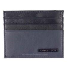Armani Jeans Porta carte di credito uomo  06V3B