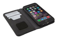 Moshi Overture Wallet Case 360-degree Protection For iPhone 6/6S - Steel Black
