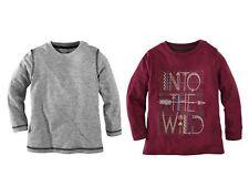 LUPILU 2x Niños Pequeños Camisetas de manga larga camisa Suéter Jersey NUEVO