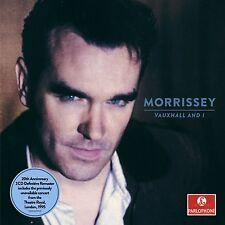 MORRISSEY - VAUXHALL AND I(20TH ANNIVERSARY DEFINITIVE MASTER) 2 CD NEU