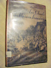 Les Chants des Provinces Francaises - Songs of the French Provinces, in French
