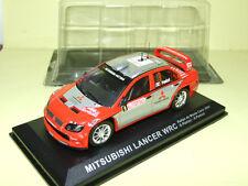 MITSUBISHI LANCER WRC RALLYE MONTE CARLO 2004 G. PANIZZI ALTAYA 1:43