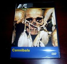 CANNIBALS Cannibalism Donner Party Jungles Human Cannibal Jungle A&E DVD NEW