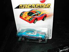 2007 Hot Wheels  flying customs 1970  CHEVELLE  SS   light blue