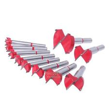 10Pcs Auger Drill Bits Set Woodworking Hole Saw Wooden Wood Cutter Craft Tools