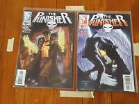 The Punisher #1-4 Marvel Knights High Grade Comic Book RM7-14