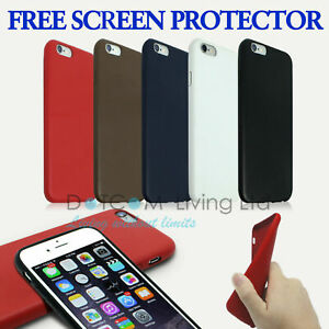 Luxury Ultra-Thin PU Leather Case Cover For Apple iPhone 6/6s/6Plus
