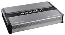 Crunch PD2000.2 2000 Watt 2-Channel Pro Power Car Stereo Amplifier Class AB Amp