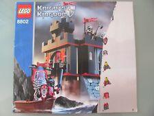 LEGO 8802 @@ NOTICE / INSTRUCTIONS BOOKLET / BAUANLEITUNG