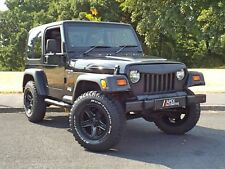 1998 JEEP WRANGLER SPORT 4.0 MANUAL ** HARD TOP ** CUSTOM **