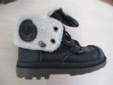 chaussure bébé Palladium bottines boots kids bottes  22 rangers militaire cuir