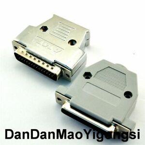 HDB44 core pin DB44 male die 44 three rows high density connector plug welding p