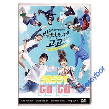Sassy Go Go! Korean Drama (3DVD) Excellent English & Quality!