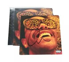 The Weeknd Collector's CD 014 -Heartless & Blinding Lights [HAND SIGNED] *RARE*