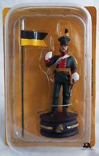 Figurine ALTAYA plomb Uhlan Autrichien Jeux d'Echecs Napoléon soldat Empire