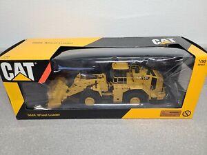 Caterpillar Cat 988K Wheel Loader - Tonkin 1:50 Scale Model #TR10001 New!